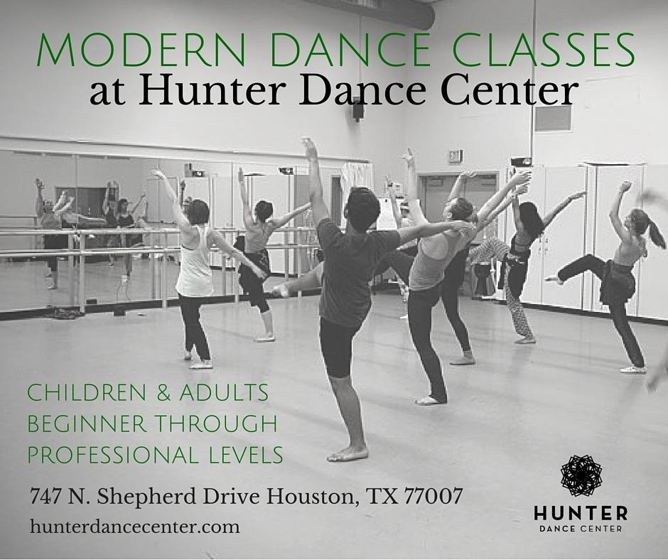Modern dance classes (2)
