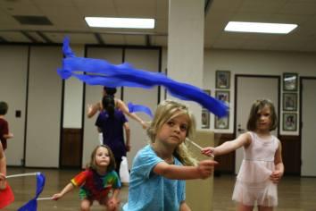 Choreographing tornados!