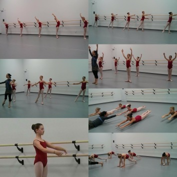 Ballet and Modern!