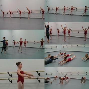 Ballet and Modern!