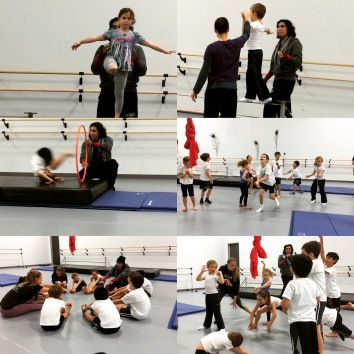 Circus Arts & Aerial!